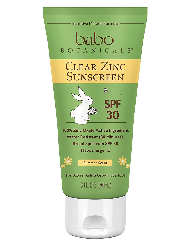 Amazon.com: Green Screen D SPF 35 Organic Sunscreen By